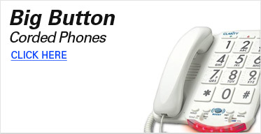 Big Button Corded Phones