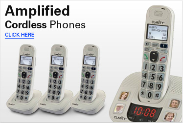 Amplified Cordless Phones
