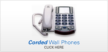 Corded Wall Phones
