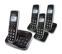 Four Handsets clarity bt914 and 3 bt914hs