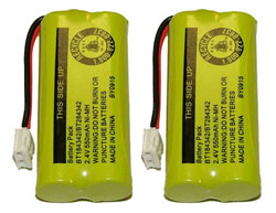 Replacement Batteries d613b 2 pack