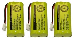 Replacement Batteries d613b 3 pack