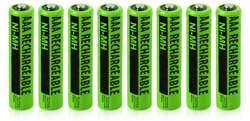 Replacement Batteries Battery for Clarity NiMH AAA
