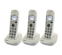 Extra Handsets clarity d704hs 3pack