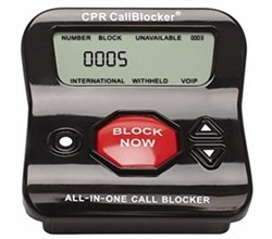 Panasonic Call Blockers cpr v202