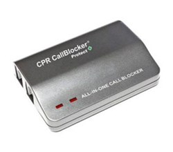 Panasonic Call Blockers cpr protect+