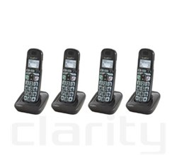 Extra Handsets clarity d703hs / e814hs