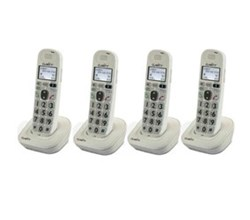 Clarity Four handset clarity d702hs 4 pack